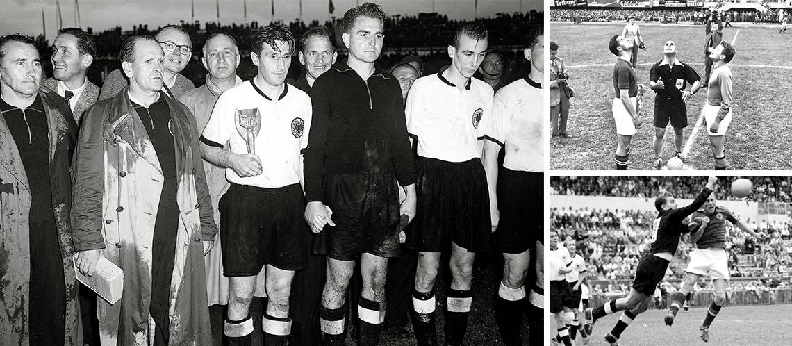 Чемпионат мира по футболу 1954 года