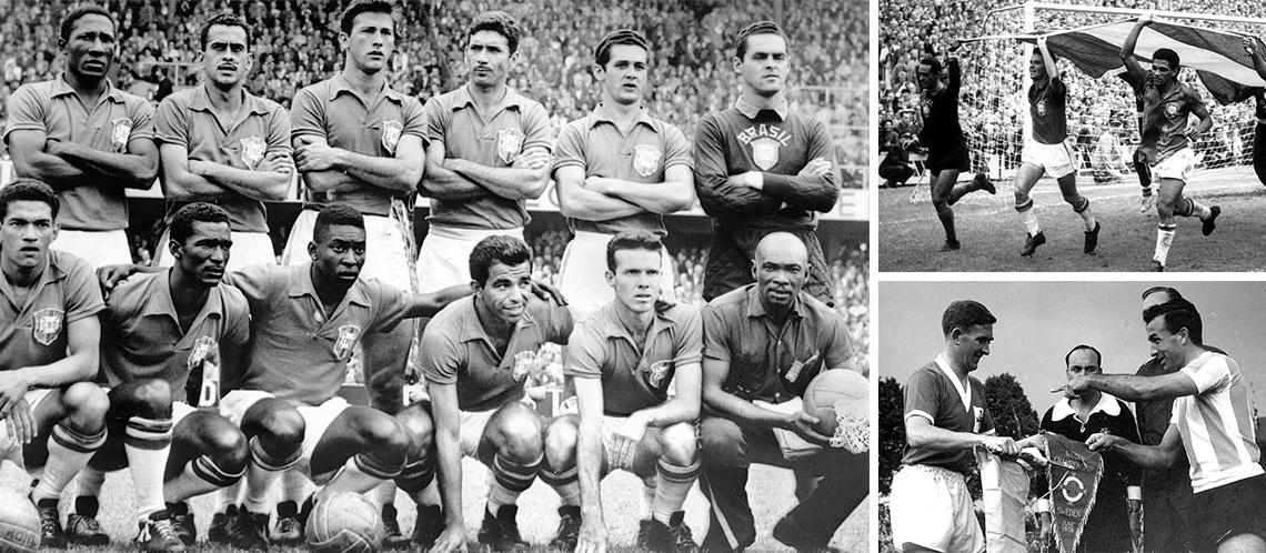 Чемпионат мира по футболу 1958 года