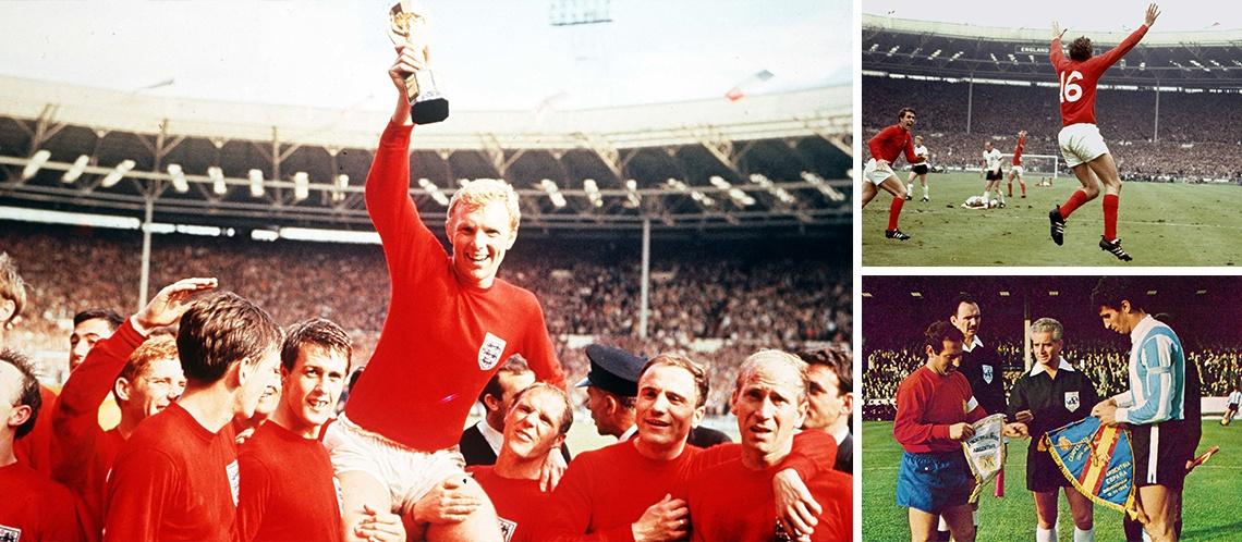 Чемпионат мира по футболу 1966 года