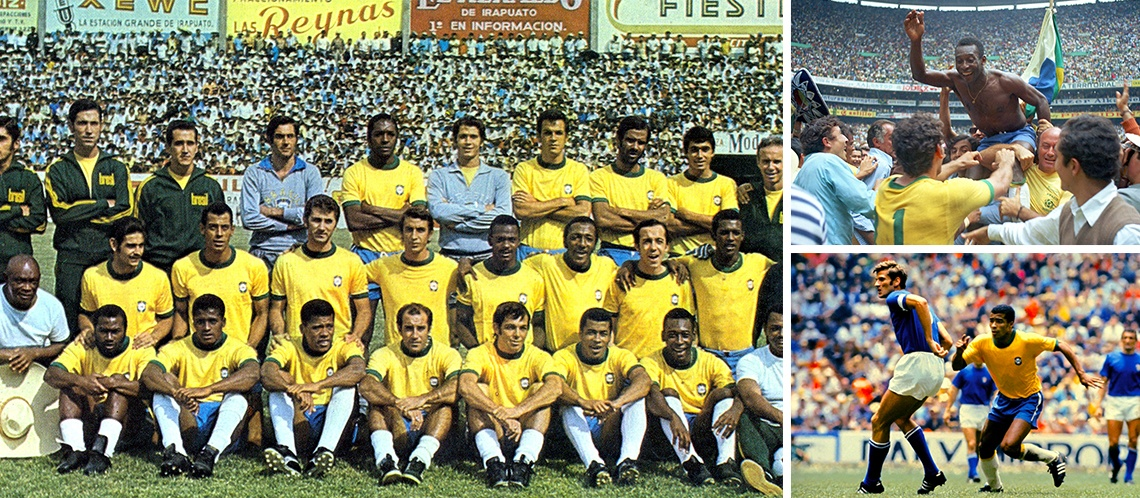 Чемпионат мира по футболу 1970 года