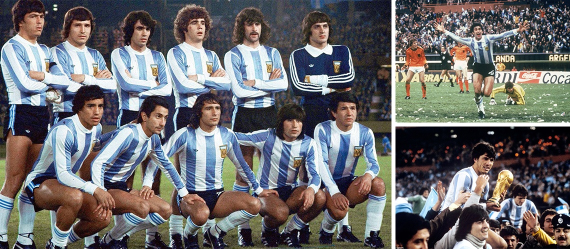 Чемпионат мира по футболу 1978 года