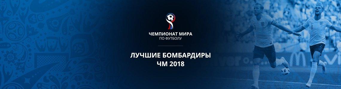 """Претенденты на награду """"Golden Boot"""" ЧМ 2018"""